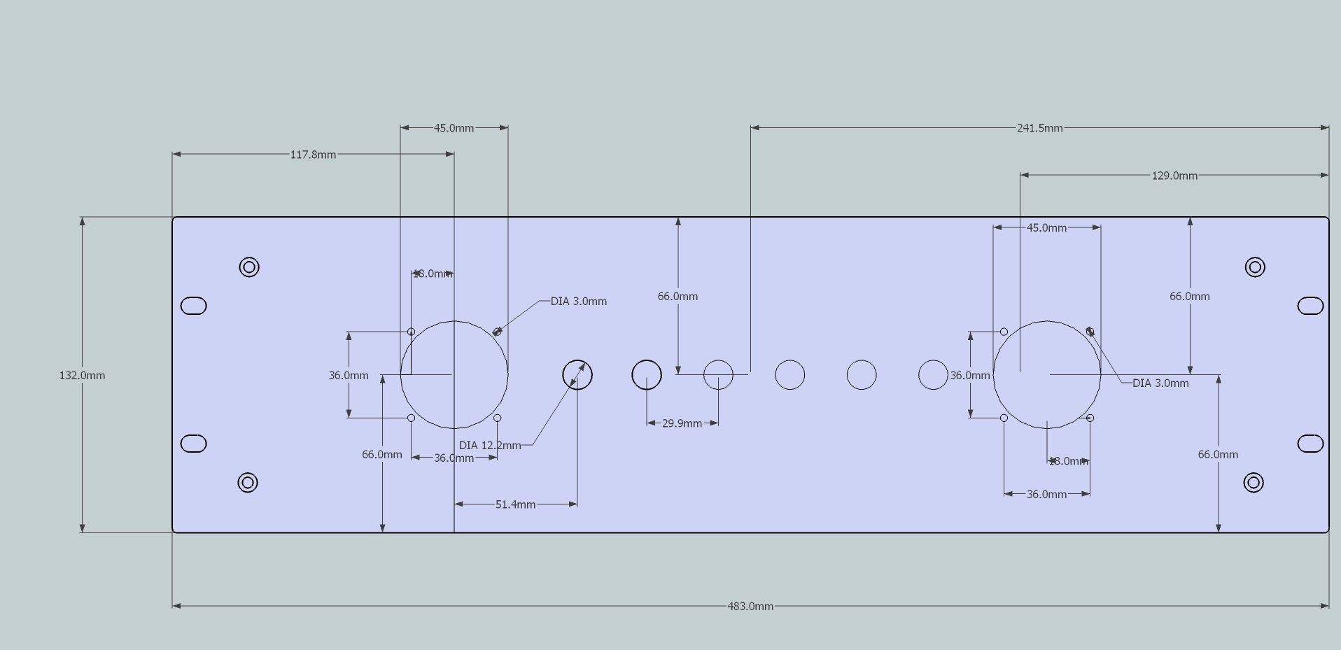 Hifi 230v Ac Mains Conditioner Project Part 1 Tinycad Free And Lightweight Circuit Schematic Design Software Image